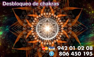 Desbloqueo de chakras - tarotistas de confianza