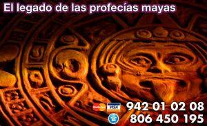 El legado de las profecías mayas - tarotistas de confianza