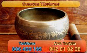 Los cuencos tibetanos, un masaje para el alma